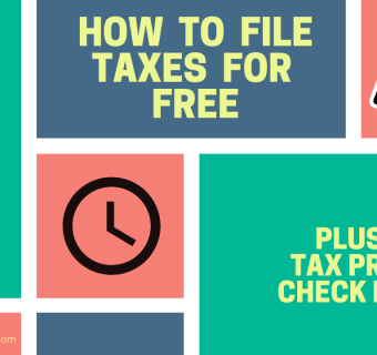 How to File  Taxes for Free