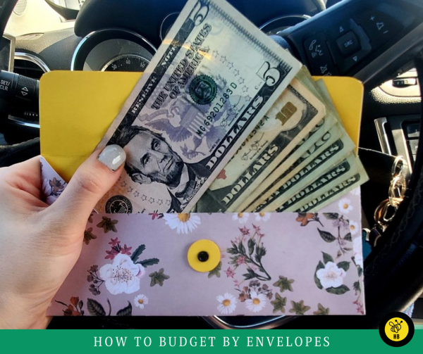 Budget by envelope